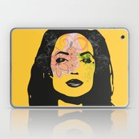 Mysterious Woman 1 Laptop & iPad Skin