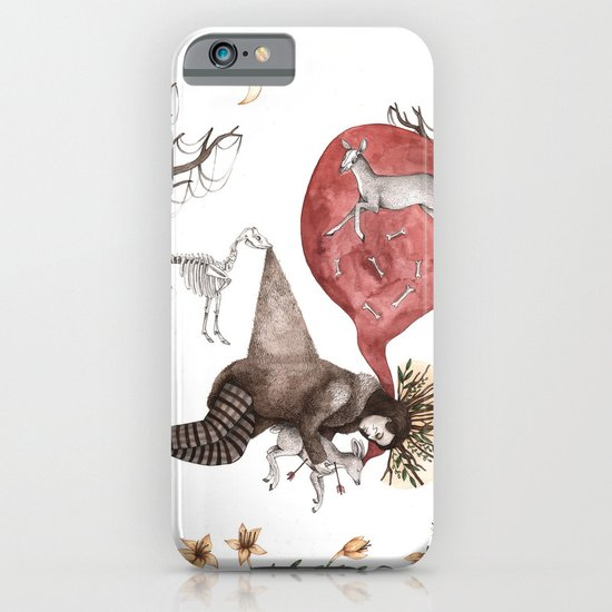 Dead Man iPhone & iPod Case