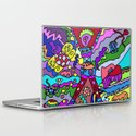 Abstract 12 Laptop & iPad Skin