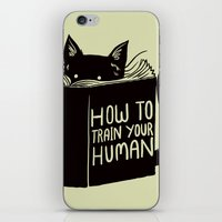 How To Train Your Human iPhone & iPod Skin