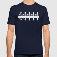Icebreakers Mens Fitted Tee Navy SMALL
