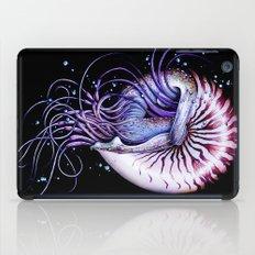 Still Nautilistening iPad Case
