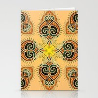 Design Study -1 Stationery Cards