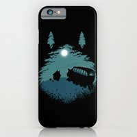 Walking Home iPhone 6 Slim Case