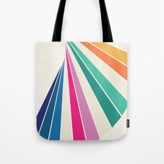Fan of Color Tote Bag