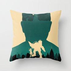 Bioshock Throw Pillow