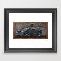 Rogue  Framed Art Print