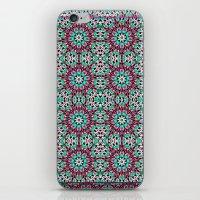 Windy Garden iPhone & iPod Skin