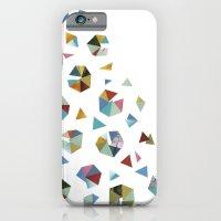 Color Hexagons iPhone 6 Slim Case