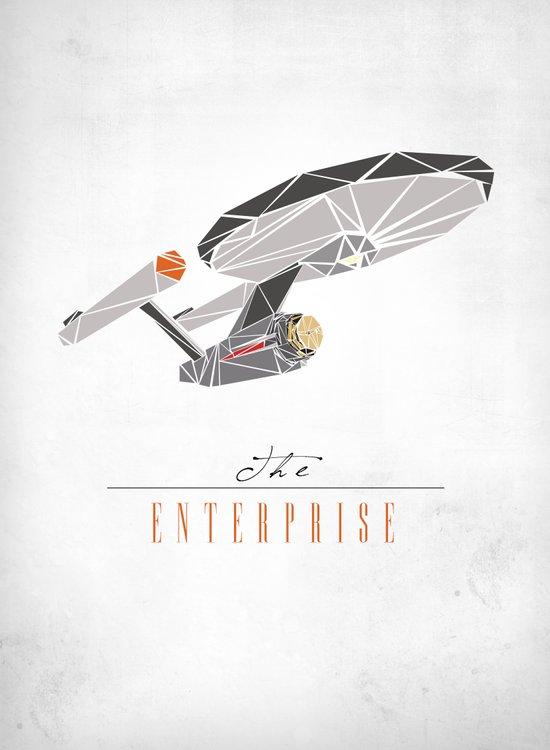 The Enterprise Art Print