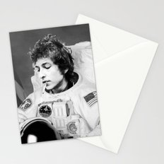 bob dylan spacer Stationery Cards