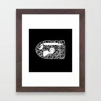 Bullet Bill #CrackedOutB… Framed Art Print
