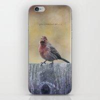 You Remind Me... iPhone & iPod Skin