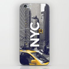 NYC Basic [3] iPhone & iPod Skin