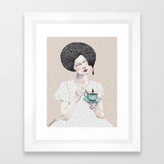 Nina Framed Art Print