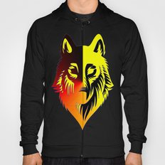 The Solar Wolf Hoody