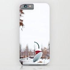 snow spoon & cherry Slim Case iPhone 6s