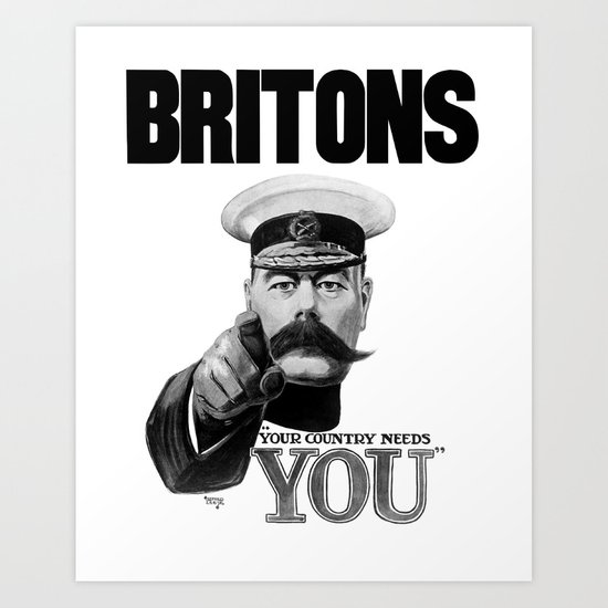 Shanghai room, lord kitchener your country needs you great