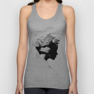 It's A Cloudy Day Unisex Tank Top
