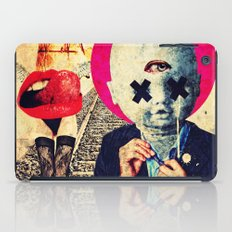 All War Is Deception iPad Case