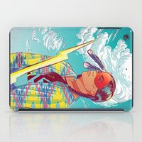 Thunder Woman iPad Case