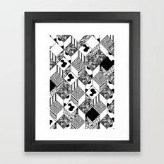 Greater Market Framed Art Print