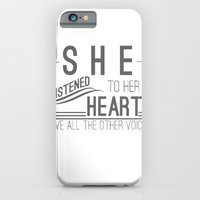 Listen iPhone 6 Slim Case