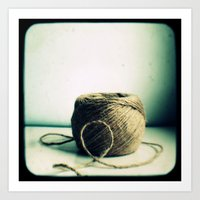 String Art Print