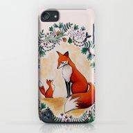 Fox Season iPod touch Slim Case