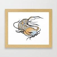 Noodlee Framed Art Print
