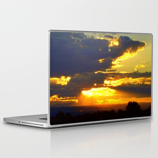 Sunset Splendor Laptop & iPad Skin