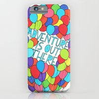 iPhone & iPod Case featuring Adventure by Prince Arora