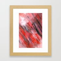 Acryl-Abstrakt 44 Framed Art Print