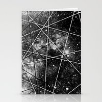 Fly Up to the Heavens (bnw) Stationery Cards