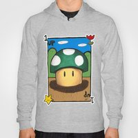 1Up Super Mario Hoody