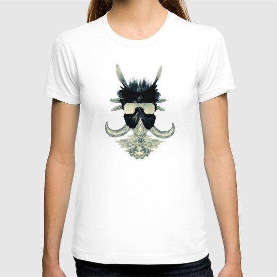 A black angel from Aksoum T-shirt