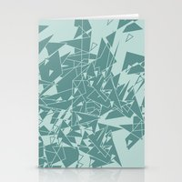 Glass MG Stationery Cards