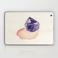Amethyst Splash Laptop & iPad Skin