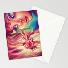 Magical Waters Stationery Cards