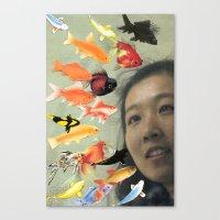 Fish's Canvas Print