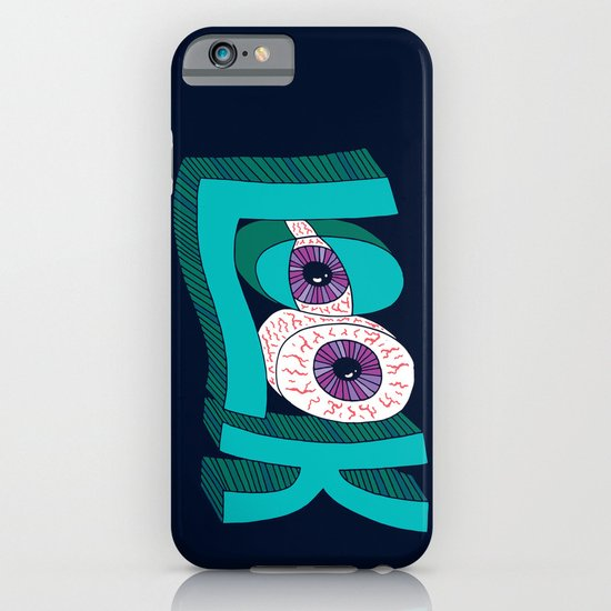 LOOK! iPhone & iPod Case