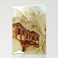 Coffee House Stationery Cards