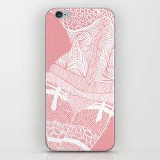 La femme n.1 _ pink edition iPhone & iPod Skin