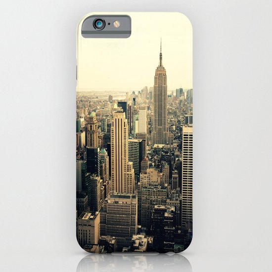 Empire State Building iPhone & iPod Case