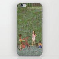 iPhone & iPod Skin featuring Street (Rue) by Anastassia Elias