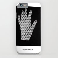 iPhone & iPod Case featuring Until the Fingers Began To Bleed 1 by Yoav Lavi | יואב לביא
