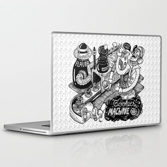 Cookies Machine Laptop & iPad Skin