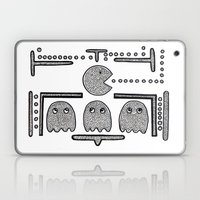 Celtic Pacman Laptop & iPad Skin