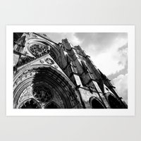 Cathedral Of Saint John … Art Print