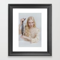 In Another Realm VI Framed Art Print